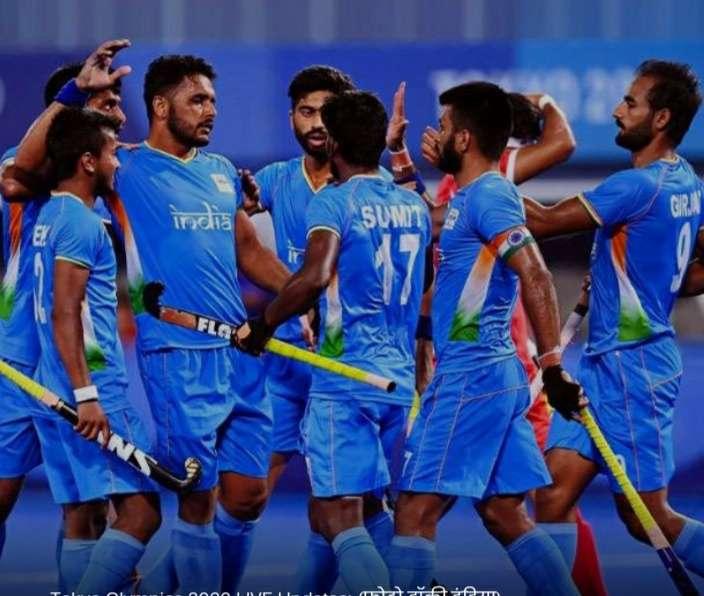 हॉकी टीम का स्वर्ण जीतने का सपना टूटा, सेमीफाइनल में मिली हार,मोदी ने ऐसे बढ़ाया भारतीय मेंस हॉकी टीम का हौसला