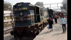 मदार जंक्शन-उदयपुर सिटी स्पेशल रेल सेवा का 10 अप्रैल से फिर से शुरू होगा संचालन