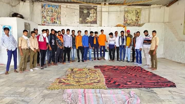 एबीवीपी कार्यकर्ताओं ने किया धारा 144 का उल्लंघन: खटीक