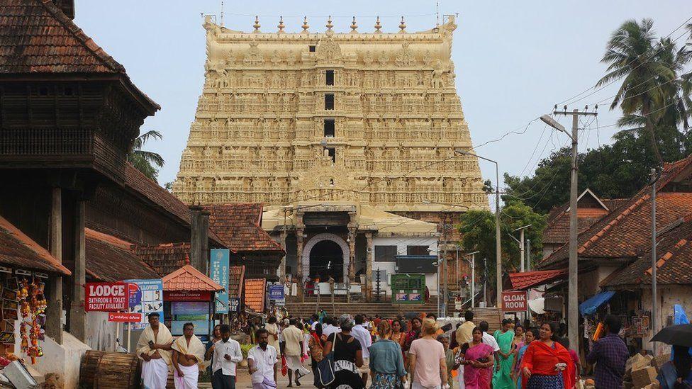 सबसे धनी मंदिर की स्थिति ऐसी है