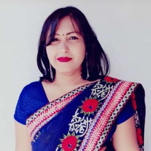 भीलवाड़ा हलचल की कार्यशैली को कविता के माध्यम से शब्दों में पिरोया ऋतु ने