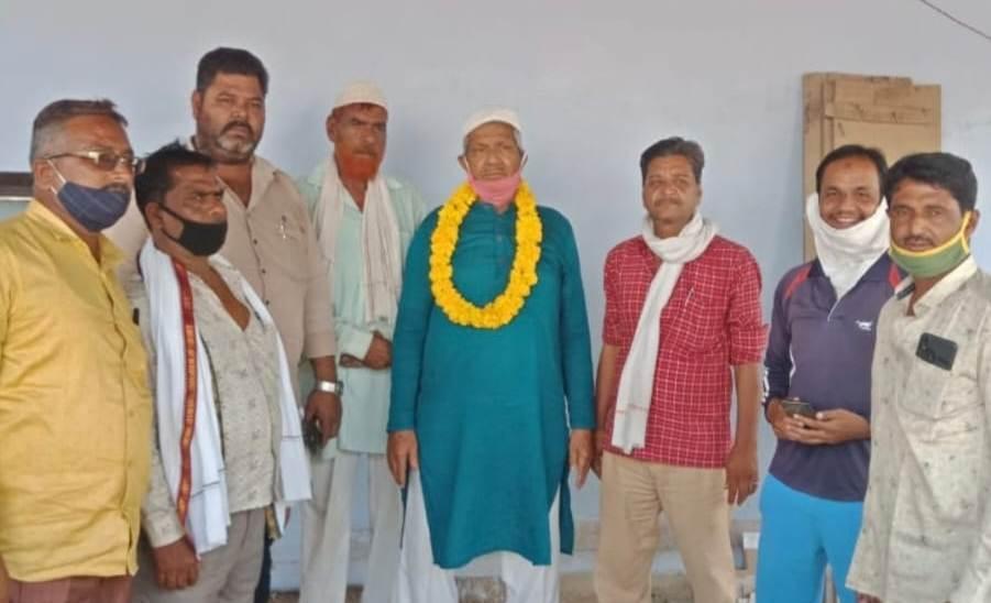 रजा मस्जिद मदरसे की नई कमेटी का गठन