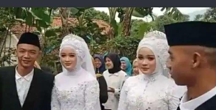 जुड़वा भाइयों ने जुड़वा बहनों से की शादी, अब पहचान नहीं पा रहे अपनी पार्टनर; अदला-बदली हो जाती है....