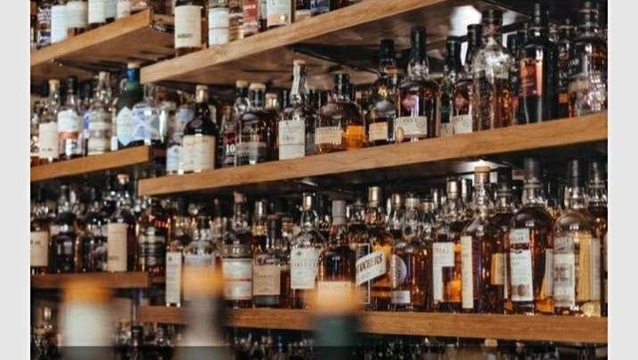 5 अरब 10 करोड़  की शराब की दुकान, 15 घण्टे चली बोली