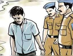 <strong>रेलवे गेट में बाइक घुसाकर गेटमैन से मारपीट करने का आरोपित गिरफ्तार</strong>