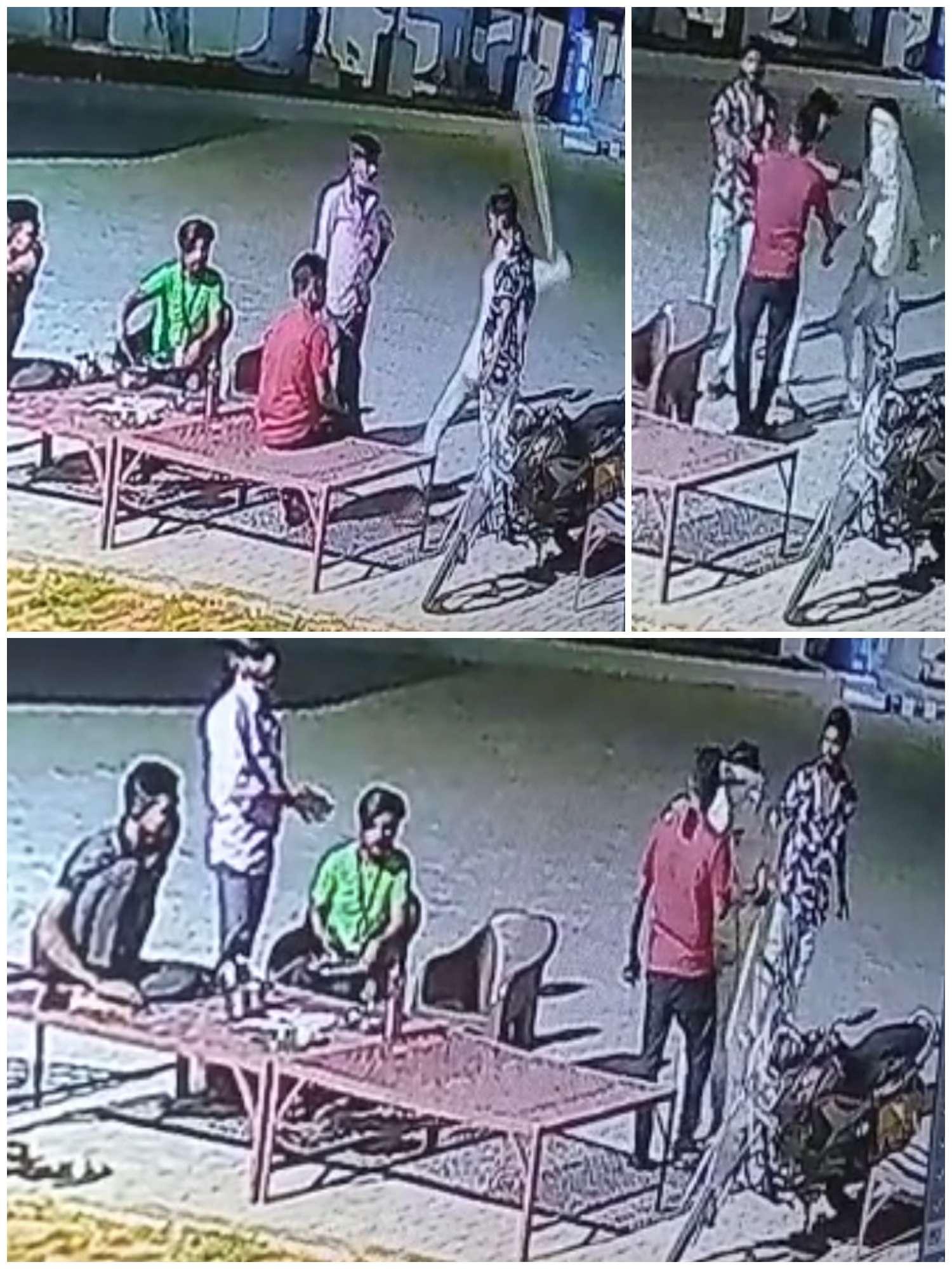 VIDEO रेड अलर्ट जन अनुशासन पखवाड़े के पहले ही दिन पेट्रोल पंप पर लूट की कोशिश, मशीनें तोड़ी, कर्मचारियों पर किया हमला