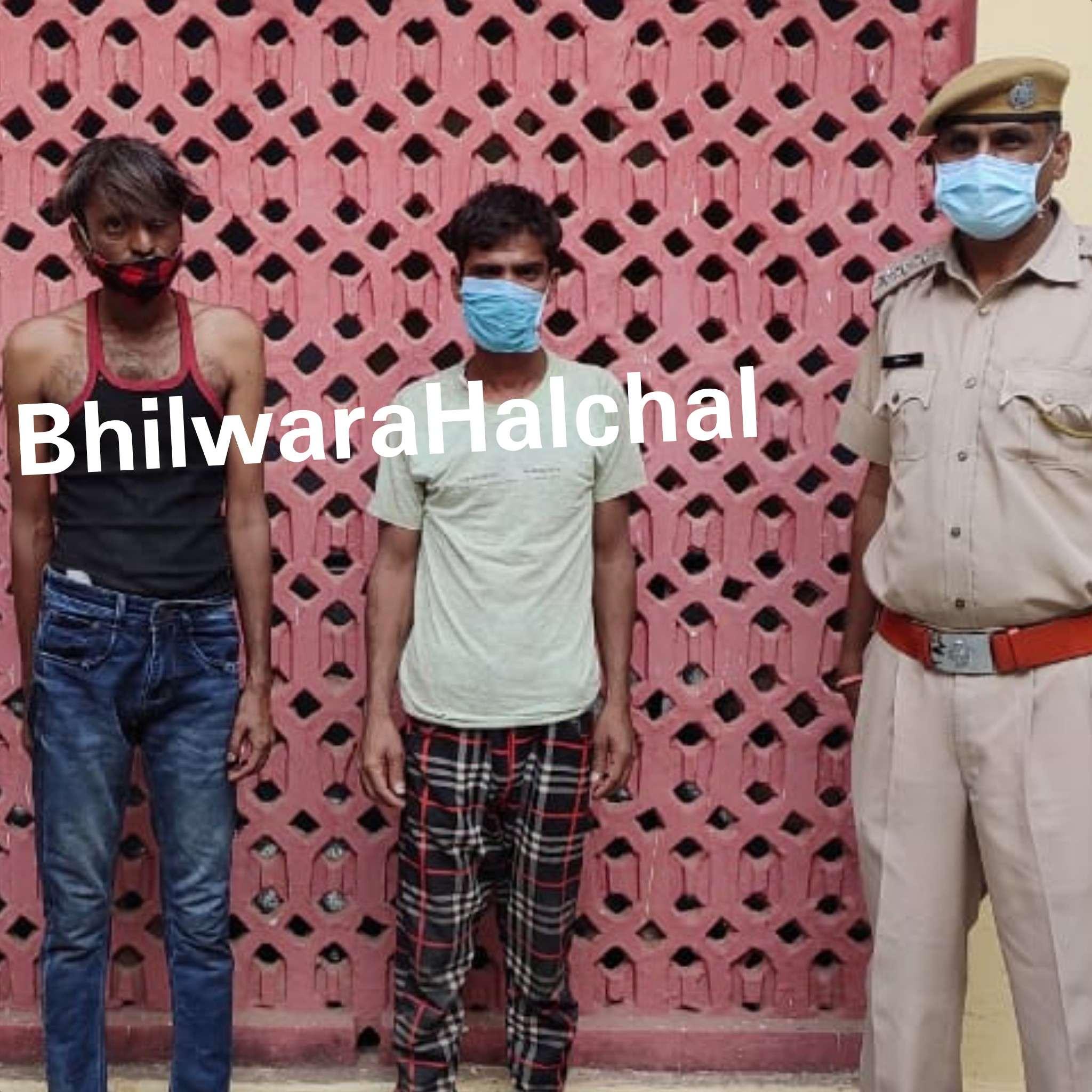दिलशाद खान के कत्ल के दो आरोपित गिरफ्तार