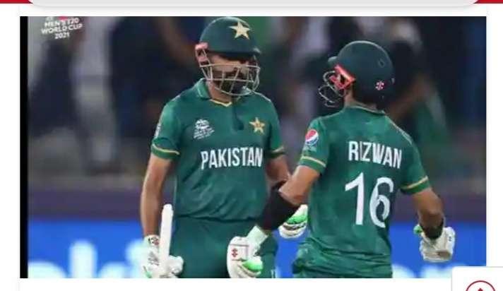 शर्मनाक हार के साथ ही वर्ल्ड कप में पाकिस्तान के खिलाफ अपराजेय रहने का भारत का रिकॉर्ड टूटा