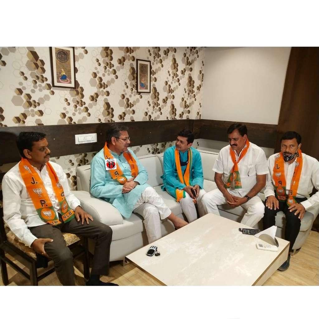 VIDEO कांग्रेस हर मोर्चे पर फेल, भाजपा सहाड़ा सहित तीनों सीटें जीतेगी- पुनिया