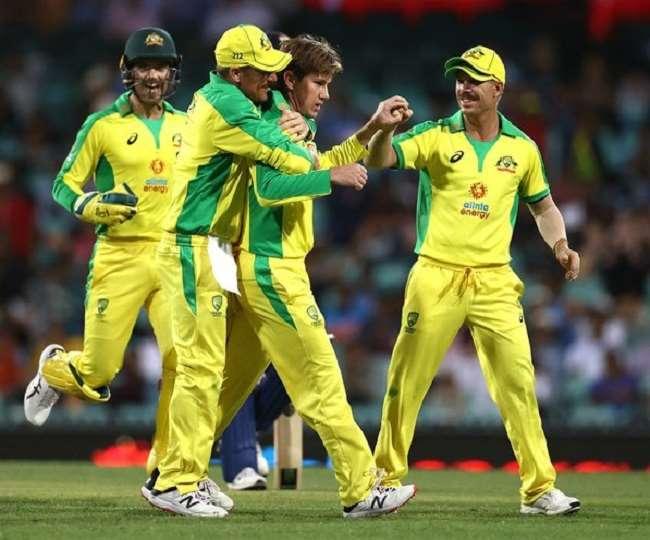 ऑस्ट्रेलिया ने पहले वनडे में भारत को 66 रन से हराया, 1-0 की बढ़त