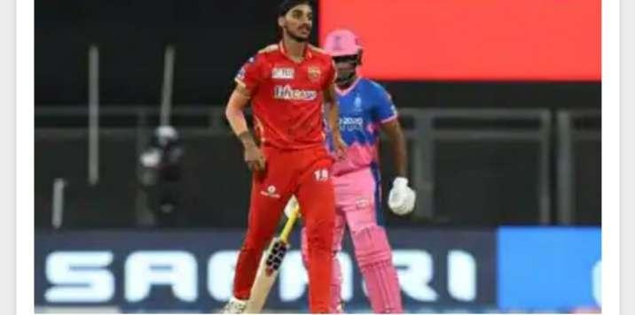 राजस्थान रॉयल्स के खिलाफ पंजाब किंग्स को मिली 4 रनों से जीत